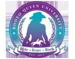 Rodeo Queen University Logo