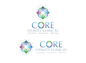 Core Vitality Clinic - Portfolio - Logo