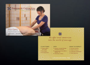 Postcards - TC Massage School