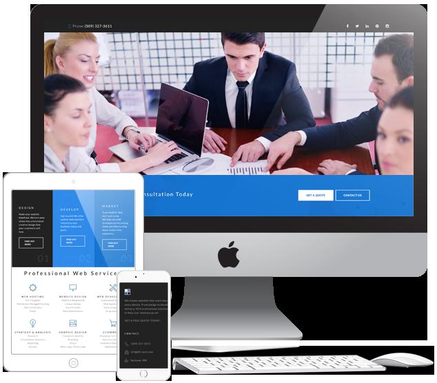 Web Design, Development, Digital Marketing Solutions Partner