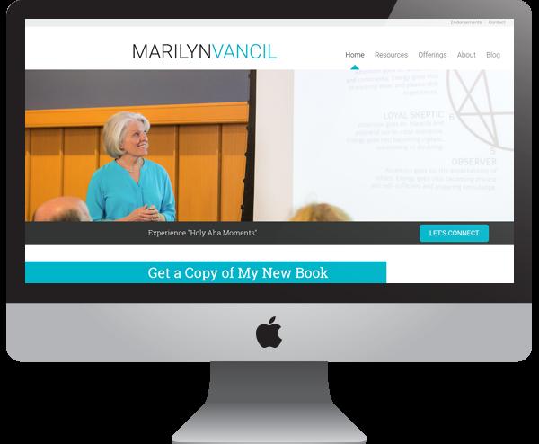 Marilyn Vancil - Website