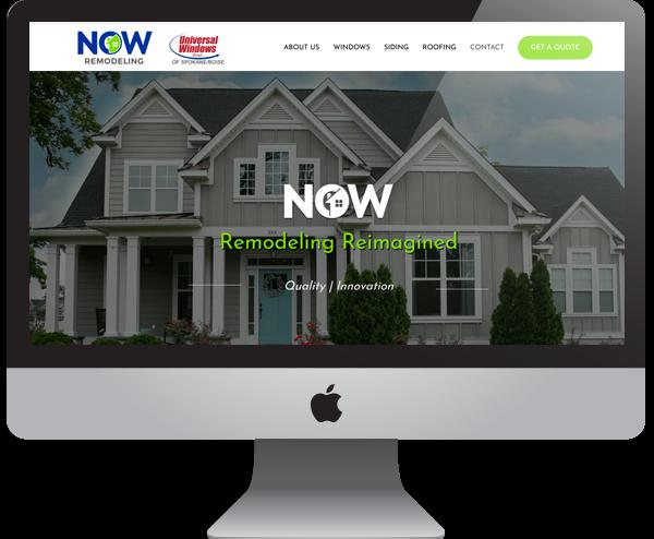 Remodeling Contractor Website Wordpress